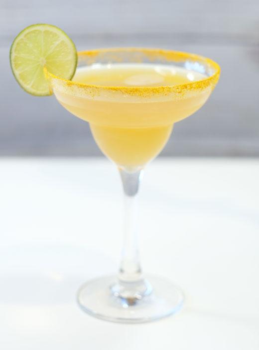 ginger lime margarita