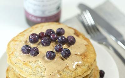 Calming Vegan Pancakes