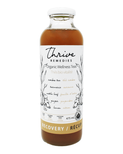 product image for thrive remedies recovery flavour