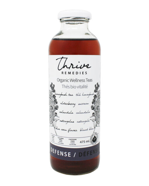product image of thrive remedies defense flavour
